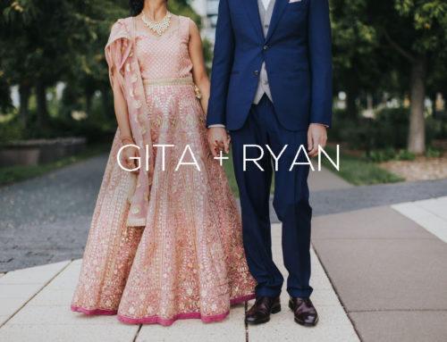 Hyatt Regency Wedding Photography | Gita + Ryan