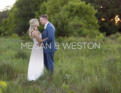 Minnesota Backyard Wedding Videography | Megan + Weston