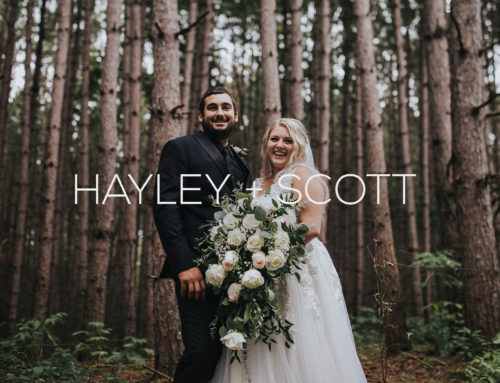 Wisconsin Wedding Photography | Hayley + Scott