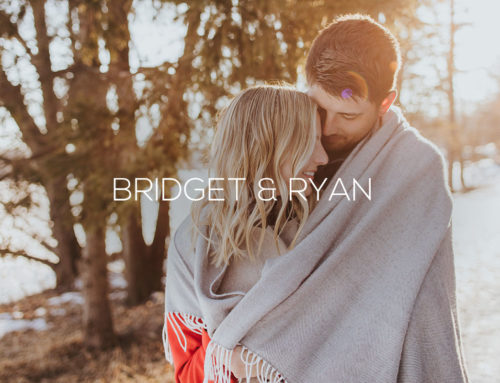 Central Minnesota Engagement Photography | Bridget + Ryan