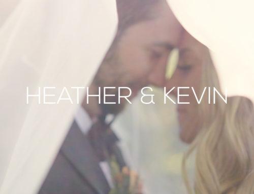 Quarterdeck Resort on Gull Lake Wedding Videography | Heather + Kevin