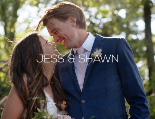 Stout's Island Lodge Wedding Videography | Birchwood Wisconsin | Jess + Shawn